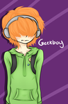 Geekboy by PlayWithTheStars