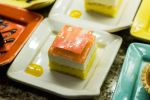 Passion Fruit Mango Cake by draxxion