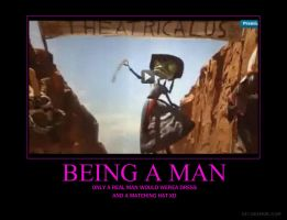 rango motivational poster by 3and4fan