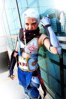 Impa Hyrule Warriors by GandaKris