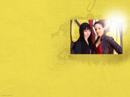 Lost Girl Bo and Kenzi by me969