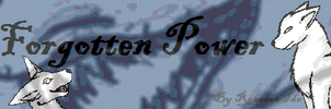 forgotten power banner by lonelycard