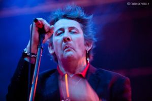 The Pogues by PatrickWally