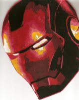 I Am Iron Man by predator-fan