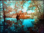 Waterscapes infrared by MichiLauke