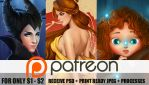Patreon! by Zeamay