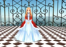 MMD Rea Dress by pianomanjojo