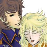 [Rose of Versailles] PAD 005 by fayrinn
