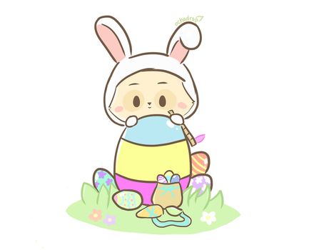 Cottontail Teemo! by ochadrop