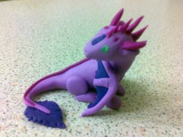 Fimo Dragon by Maaaaaaaaggie