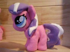 Diamond Tiara Plush by DinkyDoo723