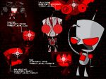 Evil Gir Wallpaper by TresMaxwell