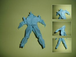 Origami: fma - Alphonse Elric by Pepius