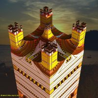 Towers of Desire by mario837