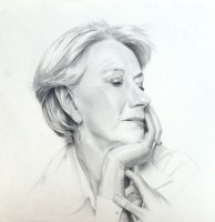 Helen Mirren by akalinz