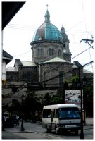 manila cathedral by reefonline