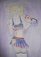 Juliet Starling by bleeding-hysteria