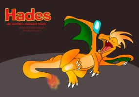 Hades the Charizard by airlobster