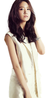 YoonA (SNSD) png [render] by Sellscarol