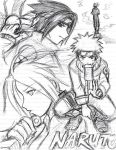 Team 7 Rough Sketch by YoukaiYume