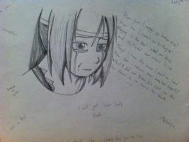 Edward Elric: tears of regret and guilt by Marceline0098