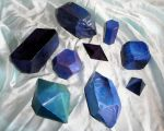 Assorted Soul Gems 1 by Indiliel