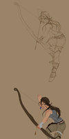 Lara Progress by UltimateTattts