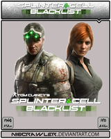 Splinter Cell Blacklist Icon by Ni8crawler