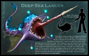 Deep Sea Lancer by lookitsasian