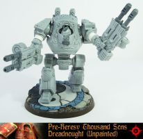 Thousand Son Dread 2 UP by Proiteus