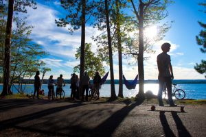 Summer in Marquette by FhcHakaSam