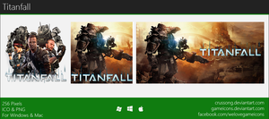 Titanfall - Icon by Crussong