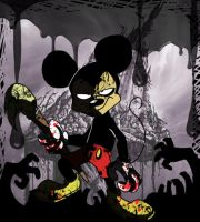 Epic Mickey by Winter-Freak