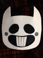 Zacharie's Mask by EssenceOfWhimsy
