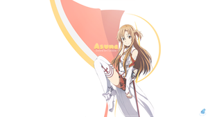Asuna - Sword Art Online by JandoDC