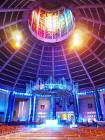 Liverpool Catholic Cathedral.(Paddy's Wigwam) by paulcaddy