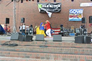 Puerto Rican/Latin Fest, Little Traditional Dance4 by Miss-Tbones
