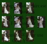 Vintage Bride Stair Exclusives by HiddenYume-stock