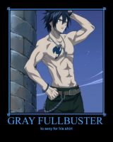 Gray Fullbuster by deathgirl88