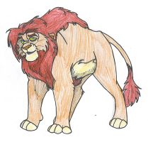 The Lion Bellringer by Rinkusu001