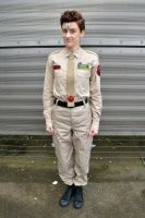 Arnold Rimmer Cosplay at the NSC 2015 (1) by masimage