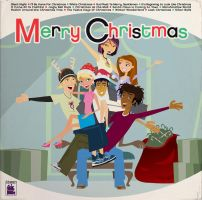 6TEEN GANG---Merry Christmas LP by daanton