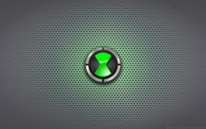 Wallpaper - Ben10 'Omnitrix Recalibrated' Logo by Kalangozilla