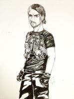 Seth Rollins by Tapla