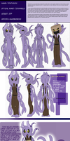 Tentacles Full Ref Sheet by SmilehKitteh