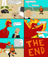 DU Presents-Wildman And The Firebird P.4 by Tmaneea