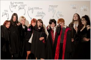 b-con: harry potter group by Kairisia
