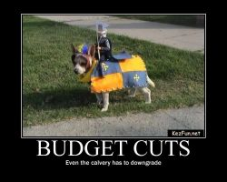 Budget cuts by jay4gamers1