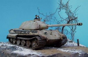 Tiger II by Low688