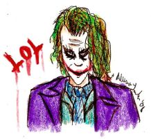 LOL Joker by AtomykTickTock